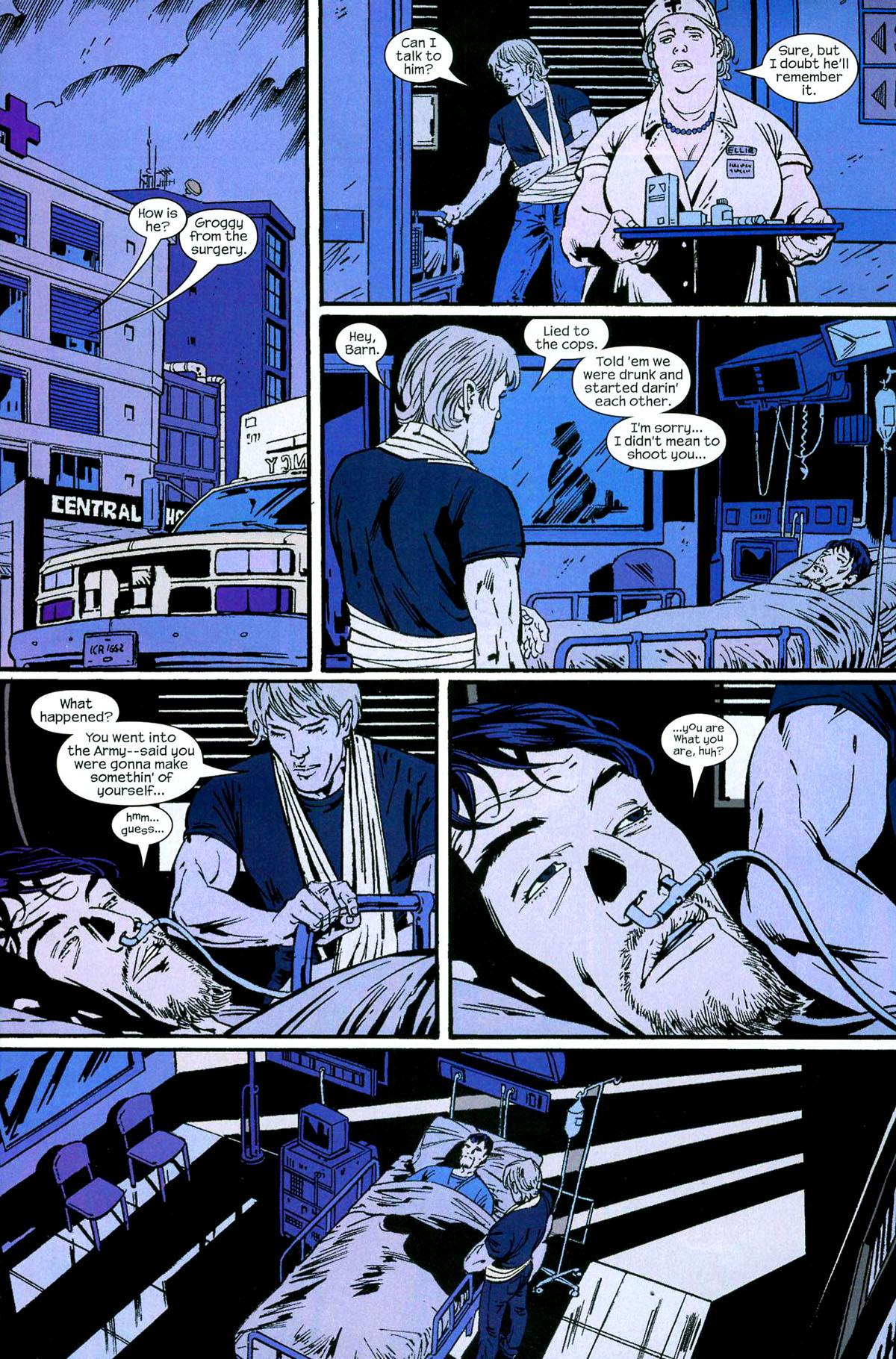 Hawkeye (2003) Issue #5 #5 - English 4