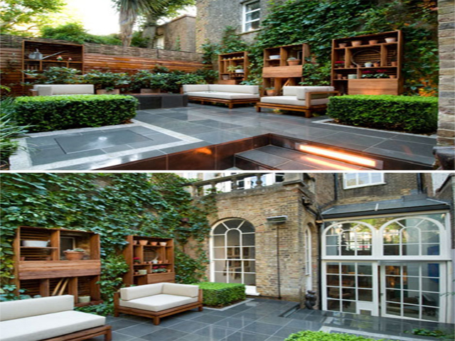 backyard ideas without grass on Backyard Ideas Without Grass  id=67044