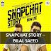 SNAPCHAT STORY | BILAL SAEED FEAT. ROMEE KHAN | LYRICS
