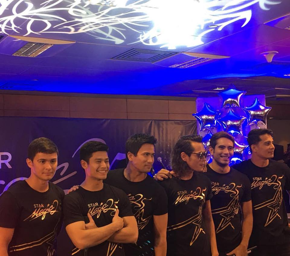 abs cbn star magic celebrates its 25th anniversary and it will be