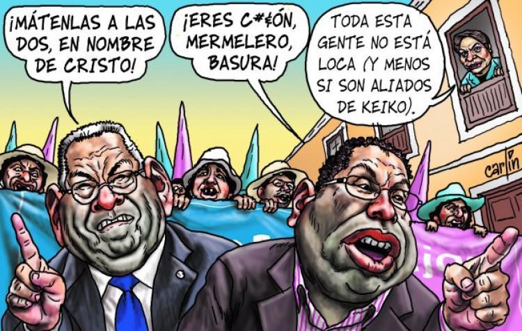 Carlincaturas Miércoles 8 Marzo 2017 - La República