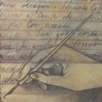 dettaglio La principessa che scriveva