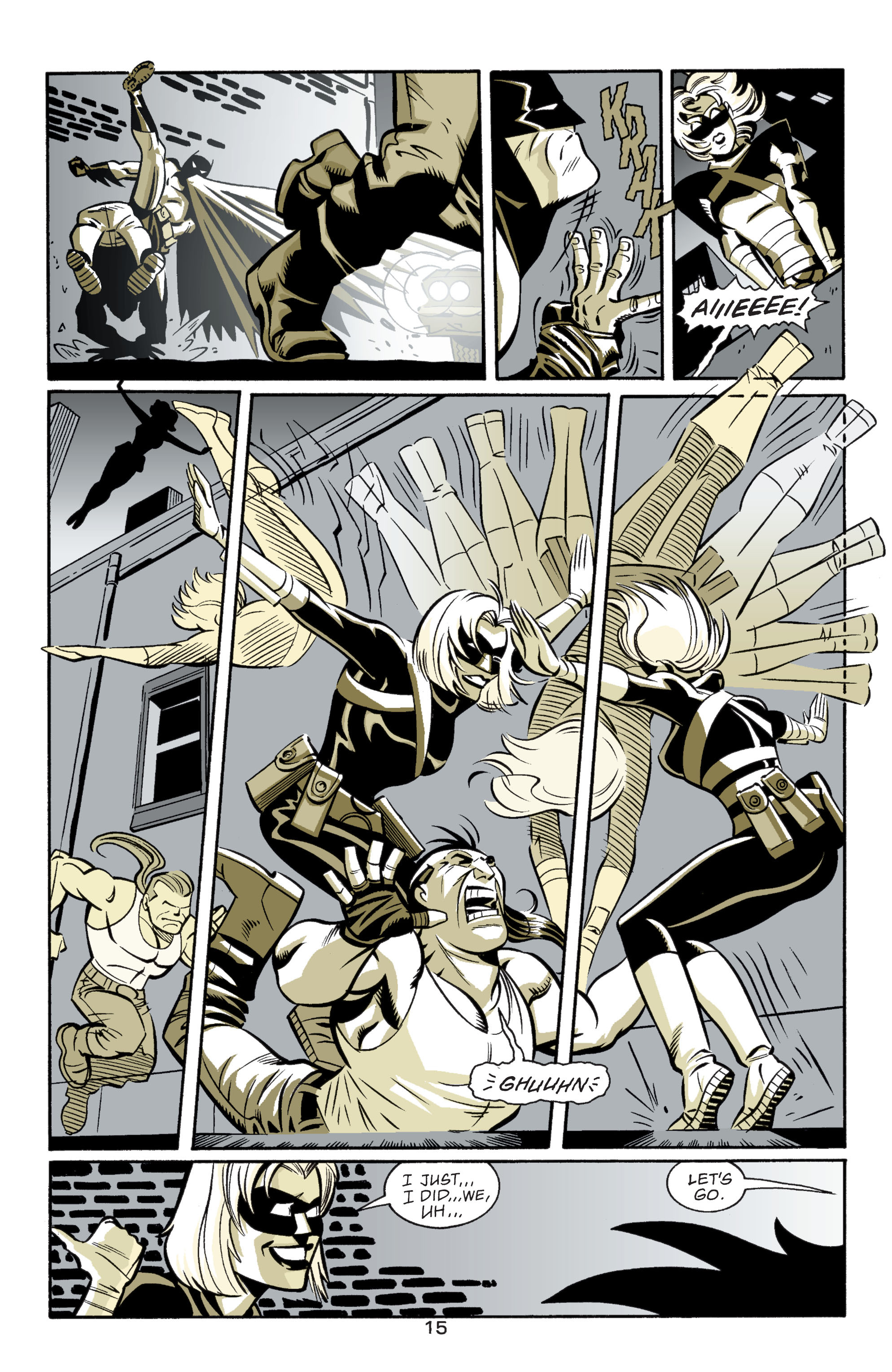 Detective Comics (1937) 762 Page 15