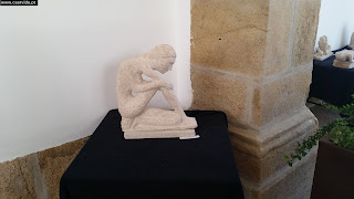 ART / João Aires Garcia (Esculturas) e José Manuel Costa (Fotografias), Paços do Concelho 2017, Castelo de Vide, Portugal