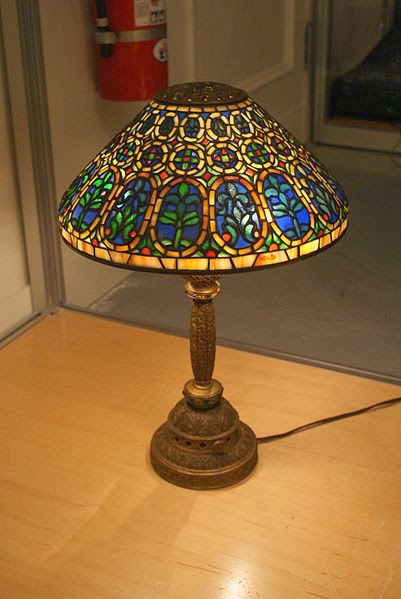 Well-liked Authentic Tiffany Lamp Expert: Authentic Tiffany Lamps - Big  LH32