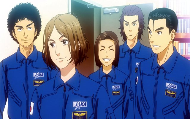 Anime Yang Mirip Dengan Bakuman Terbaik adalah Uchuu Kyoudai