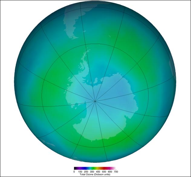 Siglo xxi le chili surveillera la couche d 39 ozone en - Distance entre la terre et la couche d ozone ...