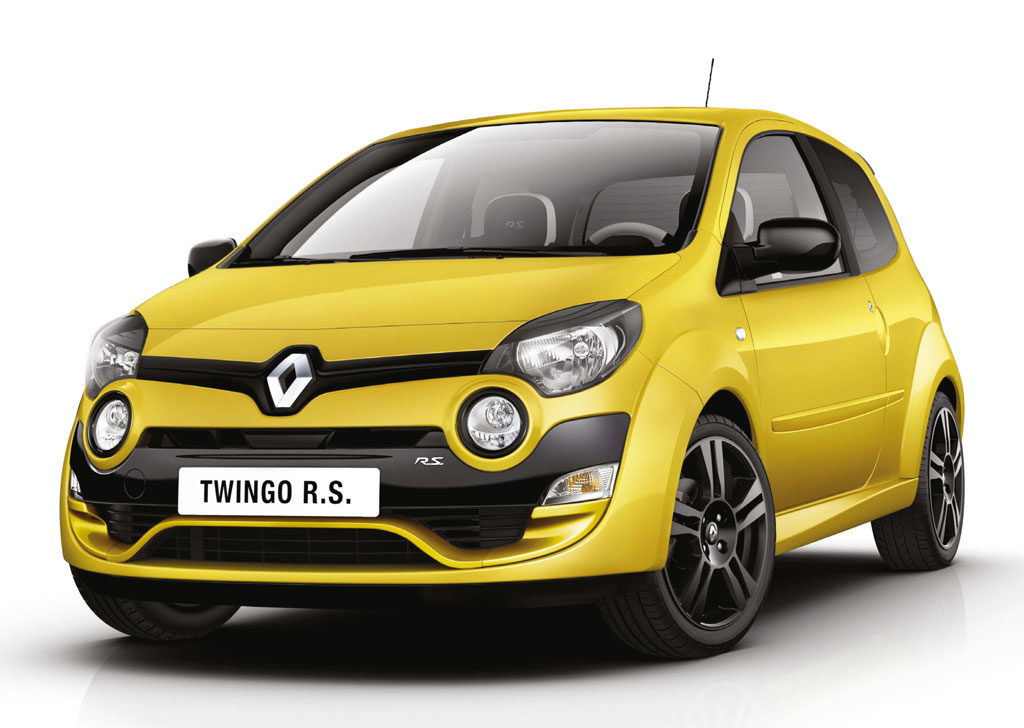 2012 renault twingo rs release world of car fans. Black Bedroom Furniture Sets. Home Design Ideas