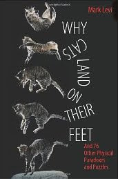 Why Cats Land on Their Feet book cover