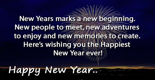 Buy Happy New Year Greeting Cards