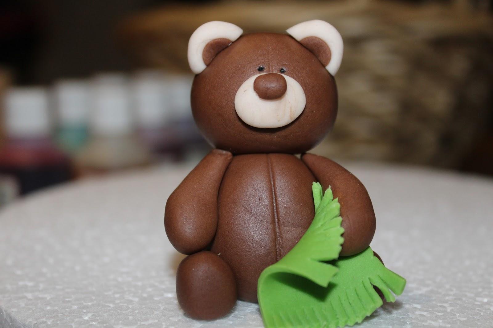 Kleine Bären Wars theresas backstube bär aus fondant