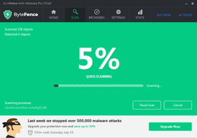 bytefence anti-malware pro license key crack
