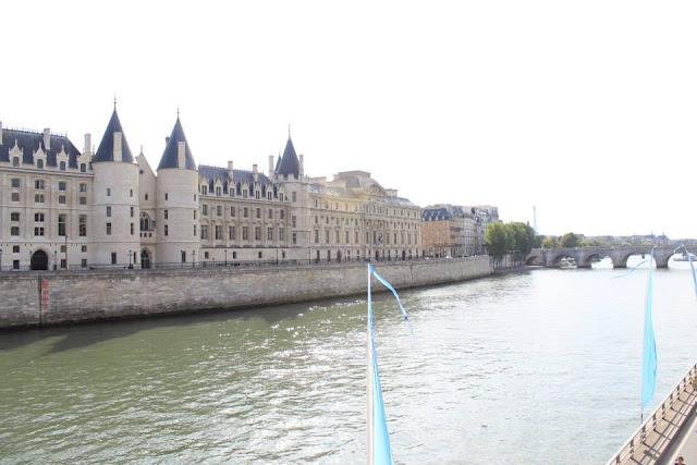 巴黎景點 塞納河