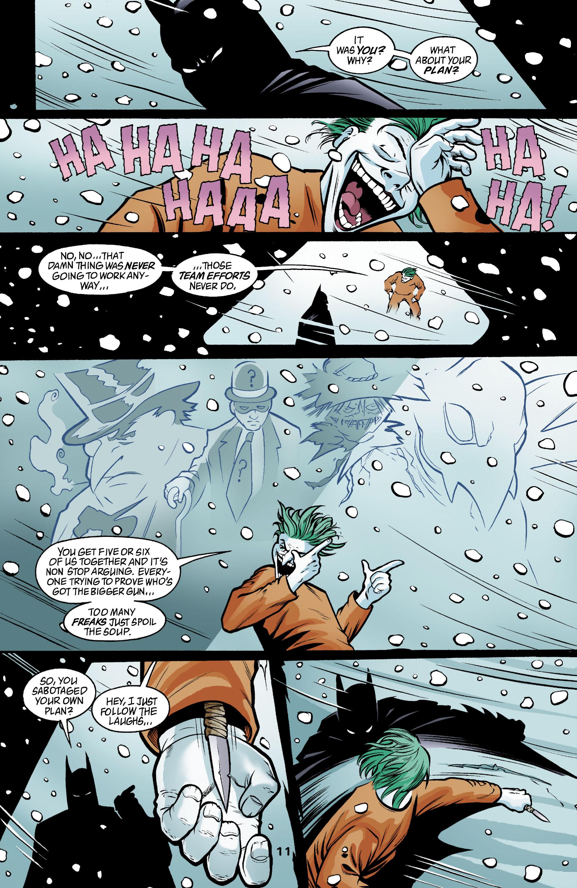 Detective Comics (1937) 781 Page 11