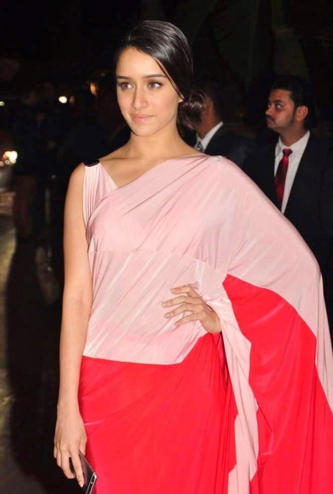 Bollywood Actress Shraddha Kapoor Latest Hot Transparent -2853