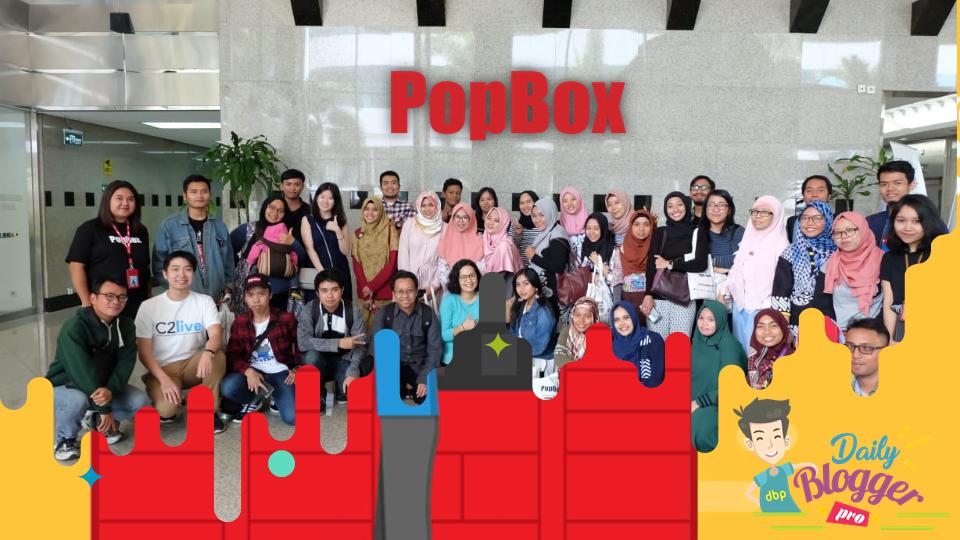 Foto Bersama Tim c2live, Blogger, & Popbox Asia