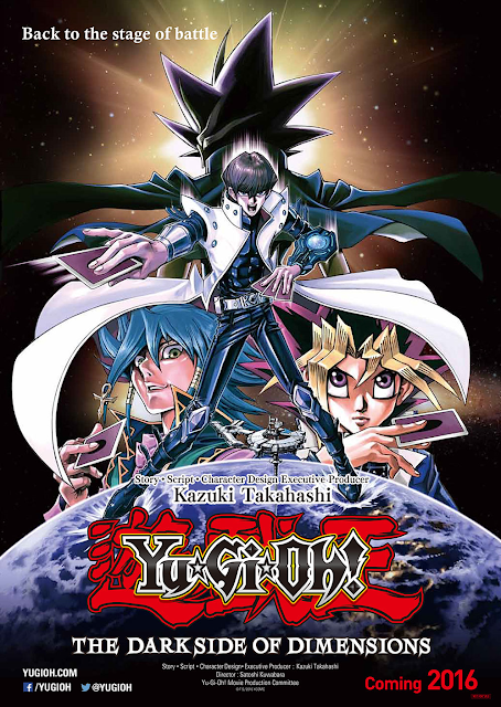 Yu-Gi-Oh!: The Dark Side of Dimensions (2016) ταινιες online seires oipeirates greek subs