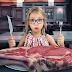 Para se tornarem adultos saudáveis, as crianças precisam comer carne