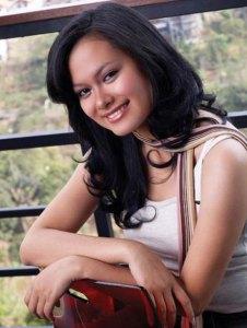 Foto Presenter Olahraga Cantik Widya Saputra