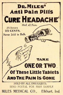 Dr. Miles' Anti-Pain Pills