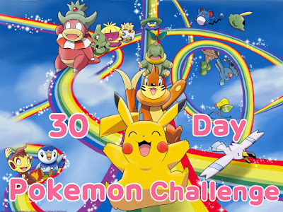 30 Day Pokemon Challenge: Day 5 - Favorite Legendary Pokemon