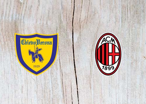 Chievo vs AC Milan Full Match & Highlights 9 March 2019
