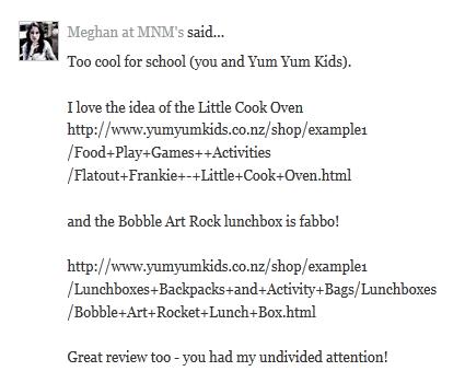 Striking Keys  Yum Yum Kids Giveaway Winner 8a4bad60fc48c
