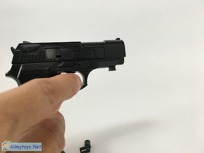 Pistol toy gun 2