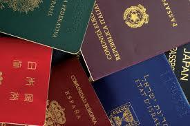 Renovação do passaporte