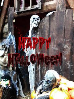 Geister halloween