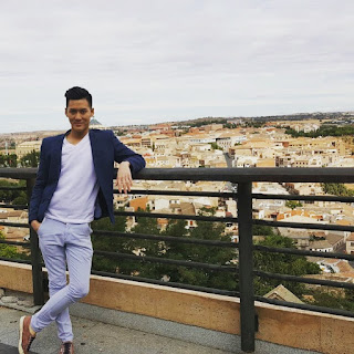 Alaric Ong in Spain
