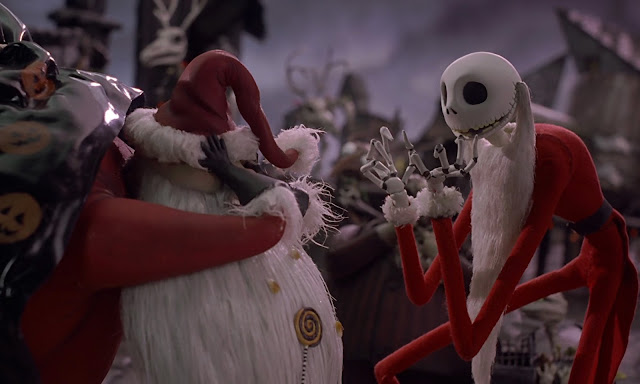 The Nightmare Before Christmas (1993) Top Best Animated Christmas Movies To Download Or Watch Online