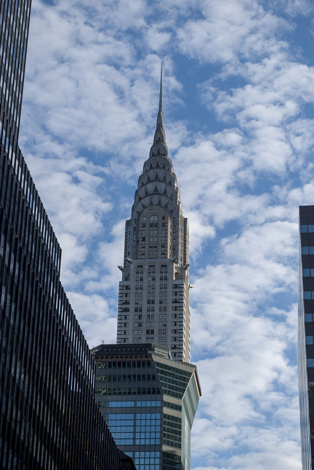chrysler building architecture nyc