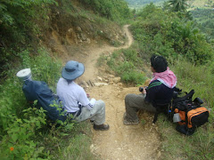 Cebu Highlands Trail Project Segment II
