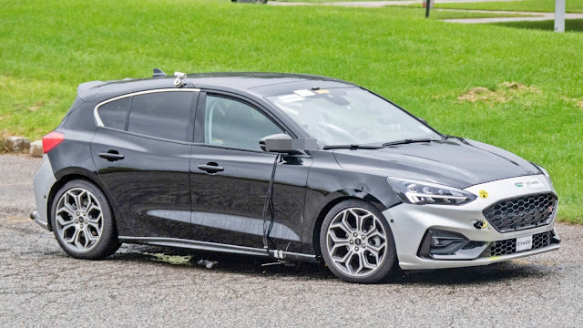 New Ford Focus ST 2020