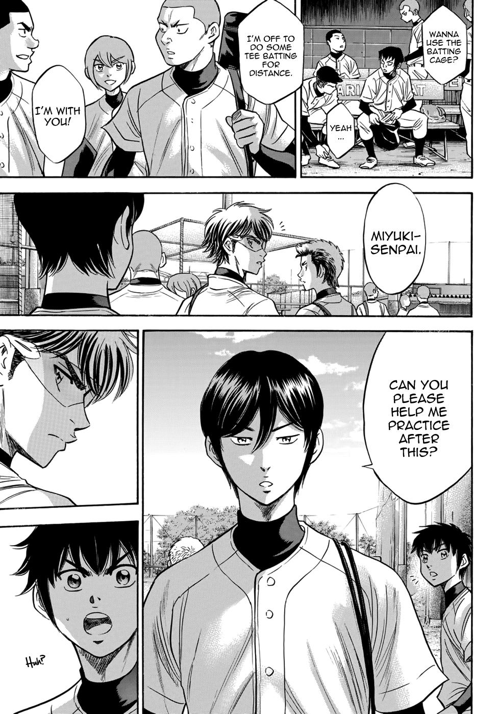 Daiya no A - Act II - Chapter 33