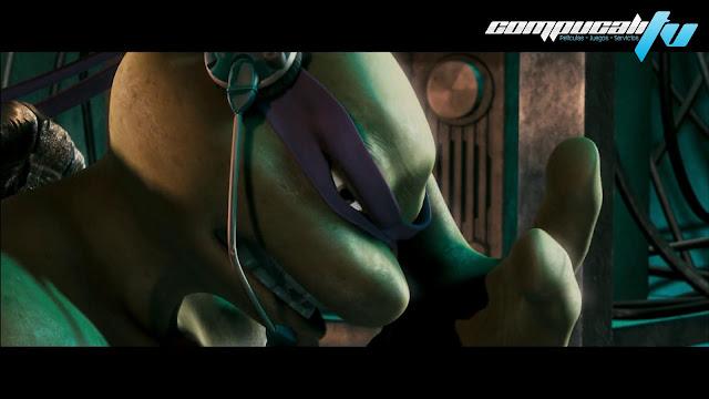 Tortugas Ninja Jóvenes Mutantes 1080p HD Latino Dual