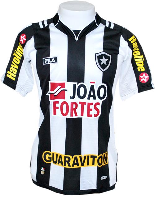 Camisa Oficial do Botafogo 2011 2012 c5286aa9f2755
