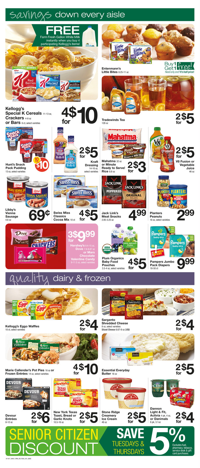 Find all deals, offers and prices in the latest Farm Fresh Weekly Ad Specials. Promotions, discounts, rebates, coupons, specials, and the best sales for this week are available in .