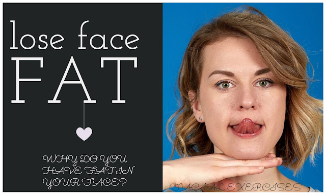 To have a round, fat and rotund face does not really imply that you are fat and need to get in shape. Now and the