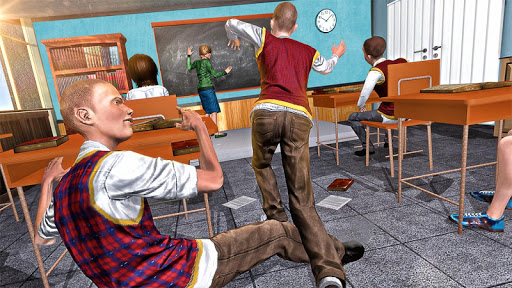 American High School Gangster APK MOD
