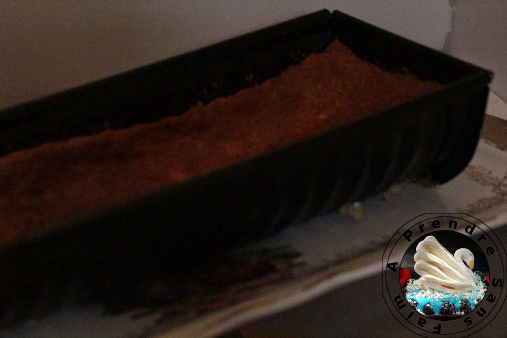 Bûche magique à la crème de marrons (pas à pas en photos)