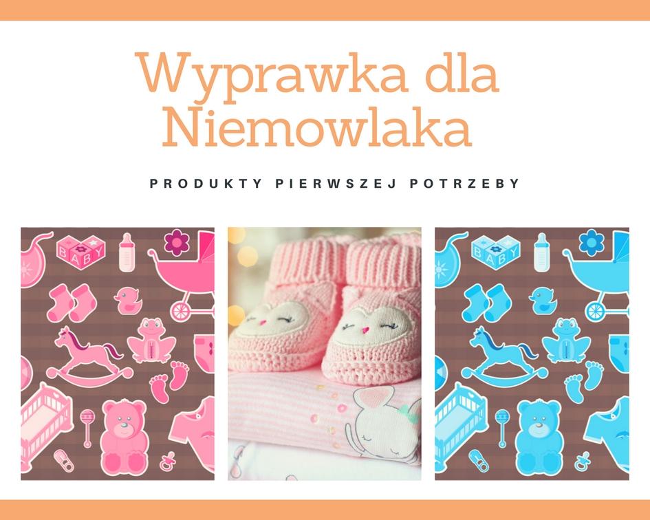 wyprawka dla noworodka . lista