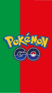 Wallpaper Pokemon GO bandeira Portugal para celular Android e Iphone gratis