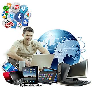 Use a internet e todos meios de comunicação possiveis para levar a palavra do Senhor Jesus