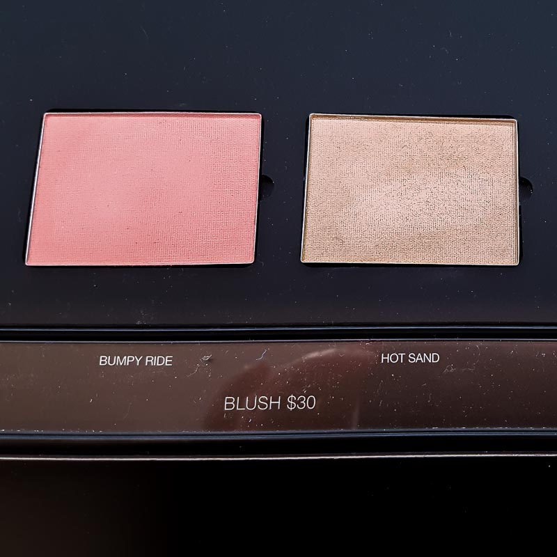NARS Wildfire Spring 2017 Makeup Collection Blush Bumpy Ride Hot Sand Photos Swatches