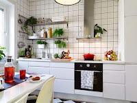 Cara Menata Dapur Kecil Rumah Tipe 45 Terlihat Lebih Lapang