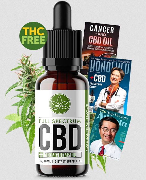 CBD Oil, 100% pure CBD powerful natural pain relief