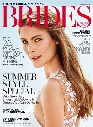 Download Brides USA Magazine June July 2016 PDF