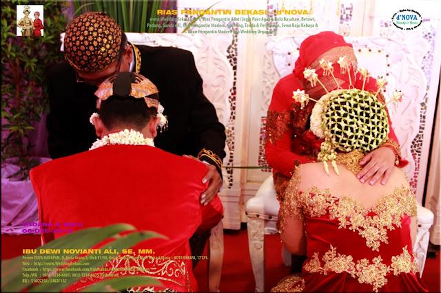 Rias Pengantin SOLO PUTRI - Sanggar Make Up Rias Pengantin Bekasi dNova Bekasi Utara - Endang & Bayu (5)